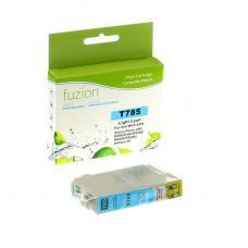 Compatible Epson T0785 N°78 Photo Cyan Fuzion (HD)