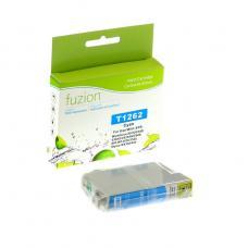 Compatible Epson T1262 N°126 Cyan Fuzion (HD)