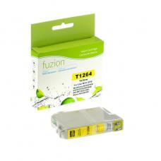 Compatible Epson T1264 N°126 Jaune Fuzion (HD)