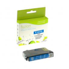 Compatible Epson T1272 N°127 Cyan Fuzion (HD)