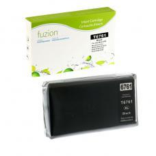 Compatible Epson T676XL120 N°T676 Noir Fuzion (HD)
