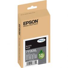 Epson 711XXL, T711XXL120 Cartouche d'encre Originale Noire pigment