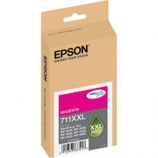 Epson 711XXL, T711XXL320 Cartouche d'encre Originale Magenta pigment