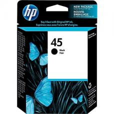 Originale HP45, Noir