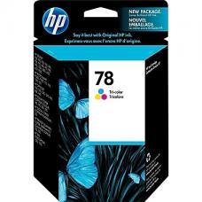 Originale HP78, Couleur