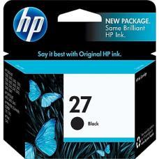 Originale HP27, Noir