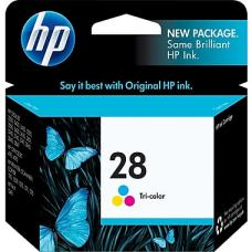 Originale HP 28 Couleur