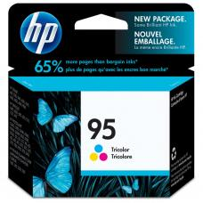 Originale HP95, Couleur