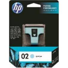 Originale HP 02 Light Cyan