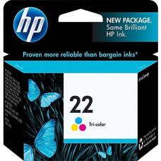 Originale HP 22 Couleur