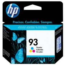 Originale HP93, Couleur