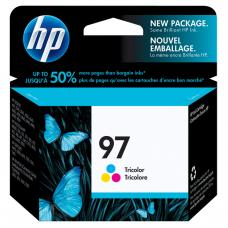 Originale HP97, Couleur
