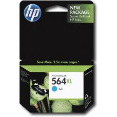 Originale HP 564 XL Cyan / 750 Pages