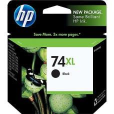 Originale HP 74 XL Noire / 750 Copies