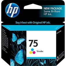 Originale HP 75 Couleur / 170 Copies