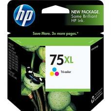 Originale HP 75 XL Couleur / 520 Pages