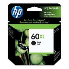 Originale HP 60 XL Noire / 600 Pages