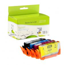 Compatible Jet d'encre HP 902XL Ensemble de 4 couleurs Fuzion (HD