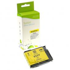 Compatible HP933 XL Jaune Fuzion (HD)