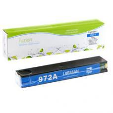 Compatible HP 972A, L0R86AN Cyan Fuzion (HD)