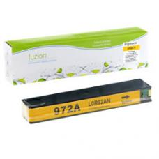 Compatible HP 972A, L0R92AN Jaune Fuzion (HD)