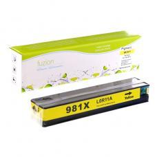 Compatible HP 981XL, L0R11A Jaune Fuzion (HD)