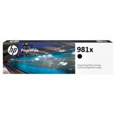 Original HP 981XL Noir / 11,000 Pages
