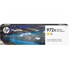 Originale HP 972 XL Jaune / 7,000 Pages