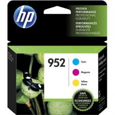 Originale HP 952 Cyan / Jaune / Magenta / 3 X 700 Pages