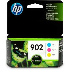 Originale HP 902 Cyan / Jaune / Magenta / 3 X 315 Pages