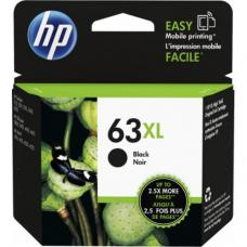 Originale HP 63 XL Noir / 480 Pages