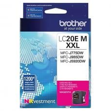 Original Brother LC20EM XXL Magenta