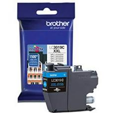 Original Brother LC-3019 XXL Cyan