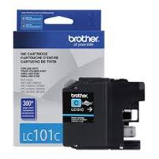 Original Brother LC101 Cyan
