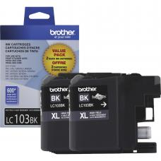 Original Brother LC103 / 2 X Noir