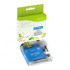 Compatible Brother LC101 LC103 XL Cyan Fuzion (HD)