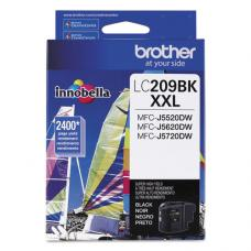 Original Brother LC209 XXL Noir 2400 Pages