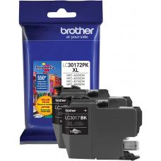 Original Brother LC-3017 2 X Noir