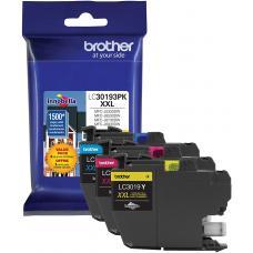 Original Brother LC-3019 XXL Couleur combo C/M/Y