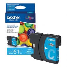 Original Brother LC61 Cyan