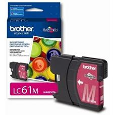 Original Brother LC61 Magenta