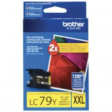 Original Brother LC79 XXL Jaune
