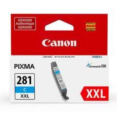 Original Canon CLI-281XXLC Cyan / Pigment