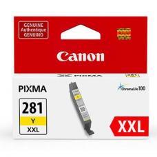 Original Canon CLI-281XXLY Jaune / Pigment