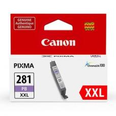 Original Canon CLI-281XXLPB Photo Cyan / Pigment