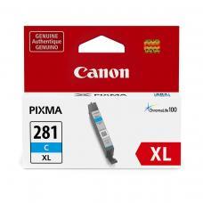 Original Canon CLI-281XLC Cyan / Pigment