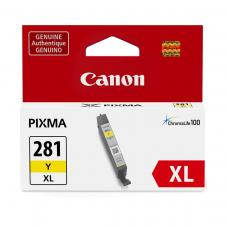 Original Canon CLI-281XLY Jaune / Pigment