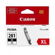 Original Canon CLI-281XLBK Noir / Pigment