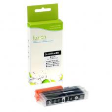 Compatible Canon CLI-271XL Noir Fuzion (HD)